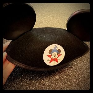 VINTAGE Kids Mickey Mouse cap